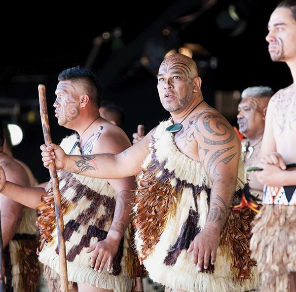 Ngā Manu a Tāne. Photo: Te Kāraka